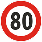 Government proposals in hand to raise motorway speed limit to 80 mph